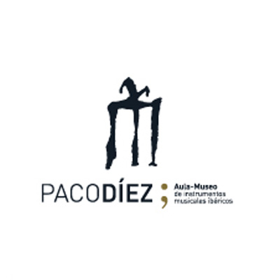 logotipo aula museo paco diez