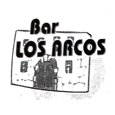 logotipo bar los arcos