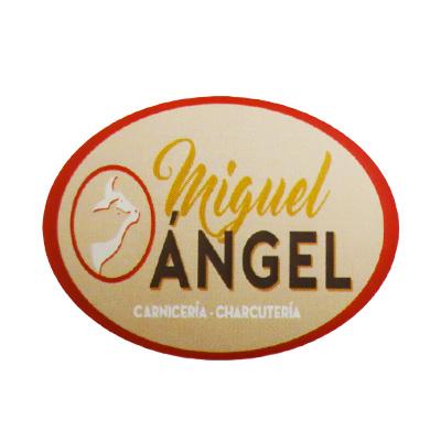logotipo carniceria miguel angel