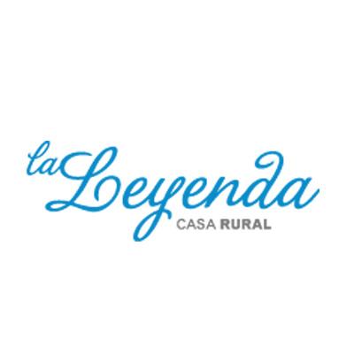 logotipo casa rural la leyenda