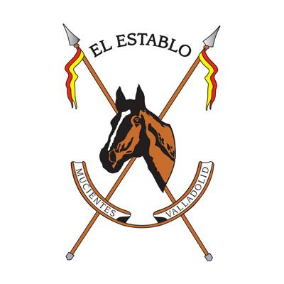 logotipo centro ecuestre el establo