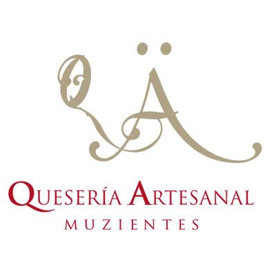 logotipo quesería artesanal muzientes