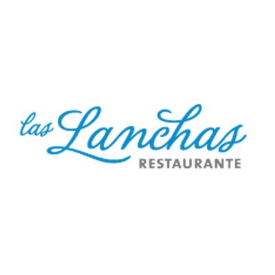 logotipo restaurante la lanchas