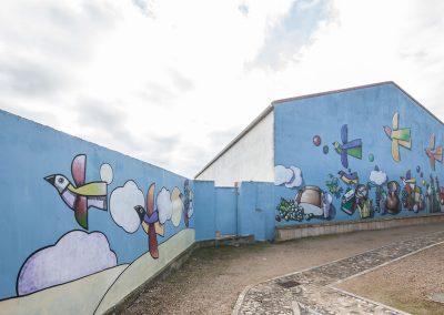 Conjunto de murales
