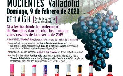 Fiesta del Primer vino de Mucientes 2020