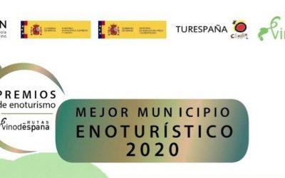 Mucientes gana el premio a Mejor Municipio Enoturístico 2020